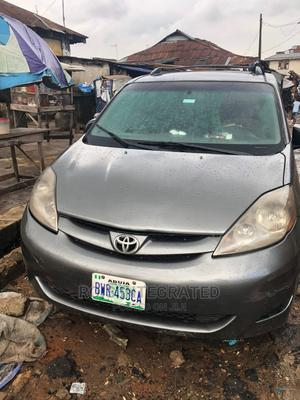 Toyota Sienna 2007 LE 4WD Gray | Cars for sale in Lagos State, Mushin