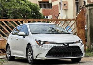 Toyota Corolla 2020 LE White   Cars for sale in Abuja (FCT) State, Garki 2