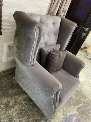 Two Piers of Single Chair . Clean and 5 Month Used | Furniture for sale in Osun State, Ilesa