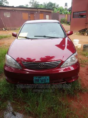 Toyota Camry 2004 Red | Cars for sale in Anambra State, Awka