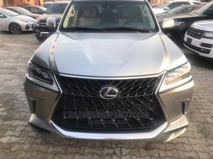 Lexus LX 2016 570 (5 seats) AWD Silver | Cars for sale in Lagos State, Lekki