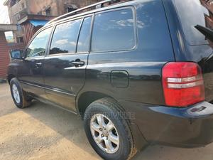 Toyota Highlander 2003 Limited V6 AWD Black | Cars for sale in Lagos State, Ojo