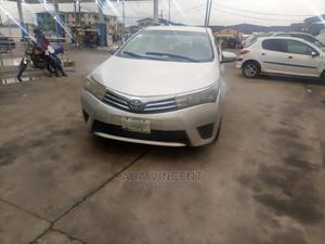 Toyota Corolla 2015 Silver   Cars for sale in Lagos State, Ikotun/Igando