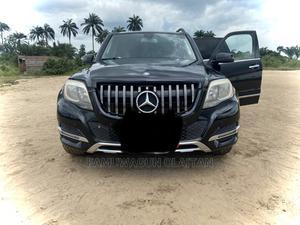 Mercedes-Benz GLK-Class 2014 350 Black | Cars for sale in Lagos State, Ifako-Ijaiye