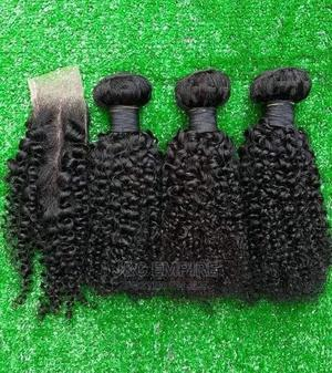 Jerry Curl Human Hair | Hair Beauty for sale in Lagos State, Amuwo-Odofin
