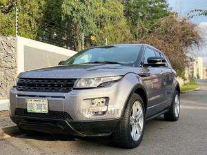 Land Rover Range Rover Evoque 2012 Gray | Cars for sale in Abuja (FCT) State, Asokoro