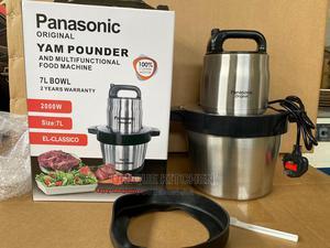 7litre Panasonic Multi-Purpose Food Processor   Kitchen Appliances for sale in Lagos State, Lagos Island (Eko)