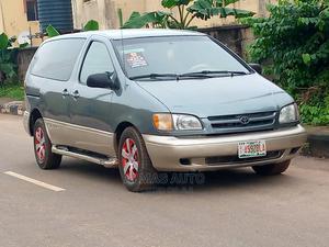 Toyota Sienna 2000 Blue   Cars for sale in Lagos State, Ifako-Ijaiye