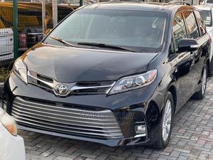 Toyota Sienna 2018 Black   Cars for sale in Lagos State, Lekki