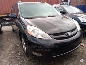 Toyota Sienna 2008 XLE Limited Black   Cars for sale in Lagos State, Apapa