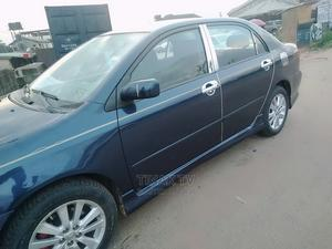 Toyota Corolla 2004 S Blue   Cars for sale in Imo State, Owerri