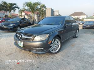 Mercedes-Benz C300 2008 Gray | Cars for sale in Rivers State, Port-Harcourt