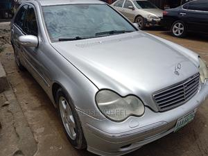 Mercedes-Benz C240 2004 Silver | Cars for sale in Rivers State, Port-Harcourt