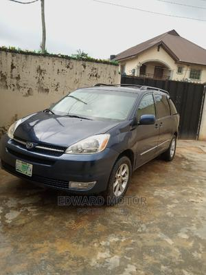 Toyota Sienna 2005 Blue   Cars for sale in Lagos State, Alimosho
