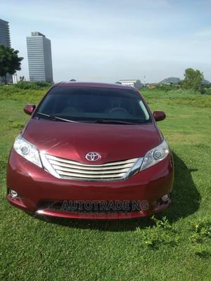 Toyota Sienna 2013 LE FWD 8-Passenger Red | Cars for sale in Abuja (FCT) State, Wuse