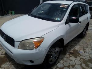 Toyota RAV4 2007 White   Cars for sale in Oyo State, Ibadan