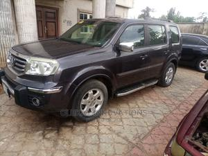 Honda Pilot 2013 Gray   Cars for sale in Ogun State, Ijebu Ode