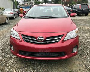 Toyota Corolla 2009 1.8 Advanced Red | Cars for sale in Rivers State, Port-Harcourt
