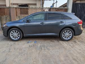 Toyota Venza 2012 AWD Gray   Cars for sale in Lagos State, Ikotun/Igando