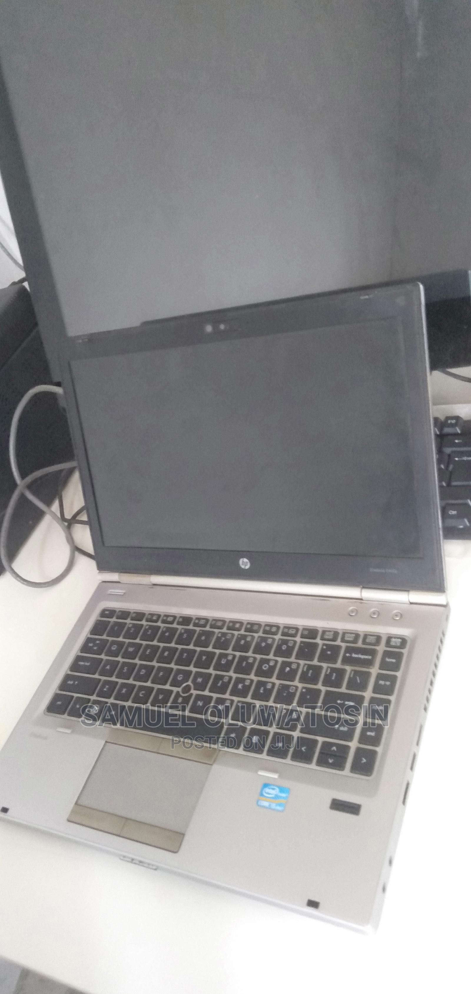 Laptop HP 650 G1 4GB Intel Core I5 HDD 512GB   Laptops & Computers for sale in Abule Egba, Lagos State, Nigeria
