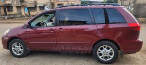 Toyota Sienna 2005 XLE Red   Cars for sale in Lagos State, Isolo
