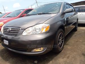 Toyota Corolla 2008 1.8 LE Gray   Cars for sale in Lagos State, Apapa