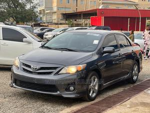 Toyota Corolla 2013 Gray | Cars for sale in Abuja (FCT) State, Jahi