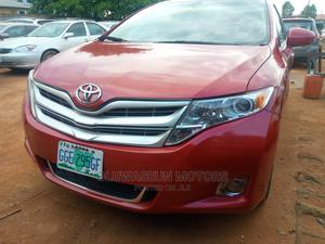 Toyota Venza 2009 V6 Red   Cars for sale in Lagos State, Ikeja