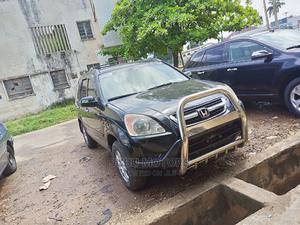 Honda CR-V 2003 EX 4WD Automatic Black   Cars for sale in Kaduna State, Kaduna / Kaduna State