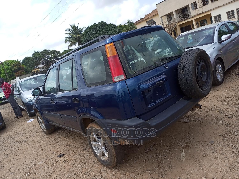 Archive: Honda CR-V 1998 2.0 4WD Automatic Blue