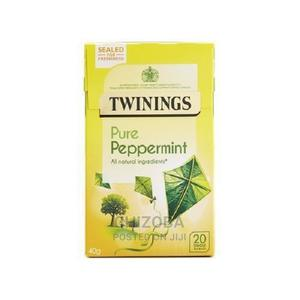 Twinings Pure Peppermit Tea X 4 Packs   Meals & Drinks for sale in Lagos State, Amuwo-Odofin