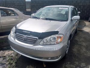 Toyota Corolla 2004 1.4 D Automatic Silver   Cars for sale in Lagos State, Apapa