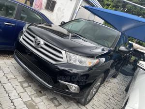 Toyota Highlander 2012 Limited Black   Cars for sale in Abuja (FCT) State, Central Business District