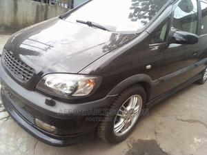 Opel Zafira 2005 Black   Cars for sale in Lagos State, Abule Egba