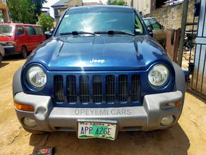 Jeep Liberty 2006 Sport Blue   Cars for sale in Lagos State, Ifako-Ijaiye