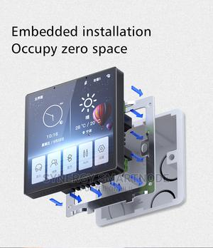4'' Smarthome Touchscreen Controller Automation Panel Switch | Accessories & Supplies for Electronics for sale in Abuja (FCT) State, Central Business District