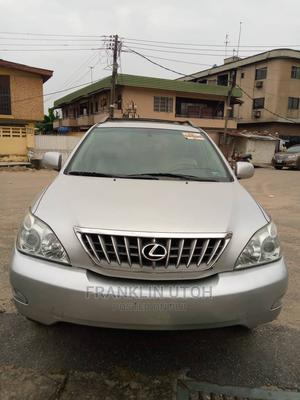 Lexus RX 2008 Silver | Cars for sale in Lagos State, Yaba