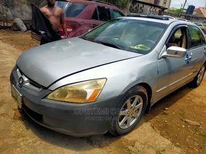 Honda Accord 2004 Silver | Cars for sale in Lagos State, Ifako-Ijaiye