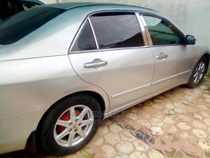Honda Accord 2005 Automatic Silver | Cars for sale in Imo State, Owerri