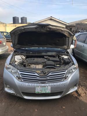 Toyota Venza 2010 AWD Silver   Cars for sale in Lagos State, Ifako-Ijaiye
