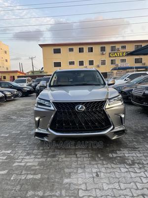 Lexus LX 2016 570 (5 Seats) AWD Gold | Cars for sale in Lagos State, Lekki