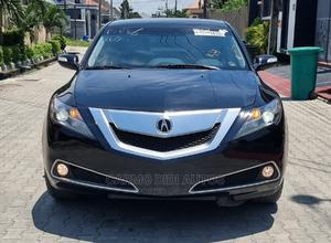 Acura ZDX 2012 Base AWD Black   Cars for sale in Lagos State, Lekki