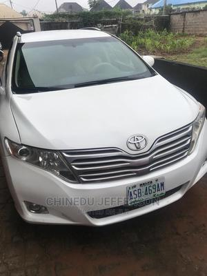 Toyota Venza 2009 White   Cars for sale in Delta State, Oshimili South