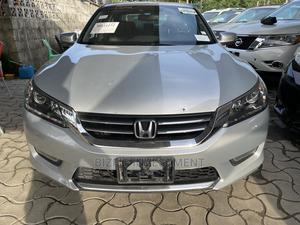 Honda Accord 2013 Silver   Cars for sale in Lagos State, Ajah