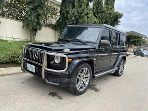 Mercedes-Benz G-Class 2012 Black | Cars for sale in Abuja (FCT) State, Gwarinpa