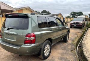 Toyota Highlander 2005 Limited V6 Gray   Cars for sale in Lagos State, Abule Egba