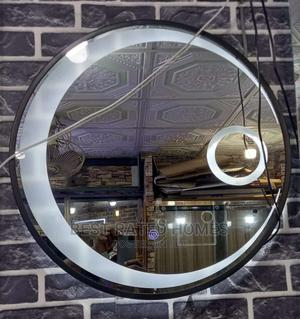 Egg Shape Round LED Mirror (Payment on Delivery)   Plumbing & Water Supply for sale in Lagos State, Orile