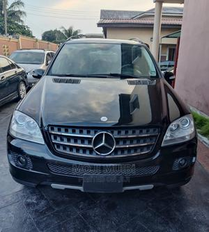 Mercedes-Benz M Class 2007 ML 350 4Matic Black | Cars for sale in Rivers State, Port-Harcourt