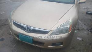 Honda Accord 2004 Gold | Cars for sale in Rivers State, Port-Harcourt