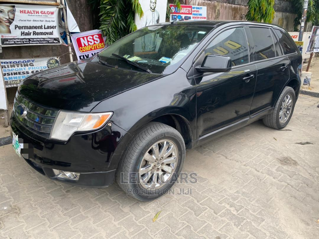 Ford Edge 2010 Black | Cars for sale in Lekki, Lagos State, Nigeria